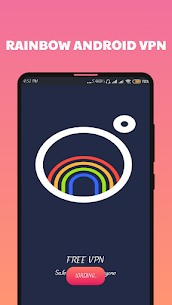 Rainbow VPN Pro Apk for Android 5