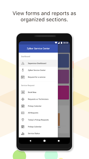 Zoho Creator - Business Process Automation 6.3.7 screenshots 2