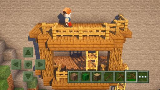 Craft World - Master Building Block Game 3D apkdebit screenshots 5