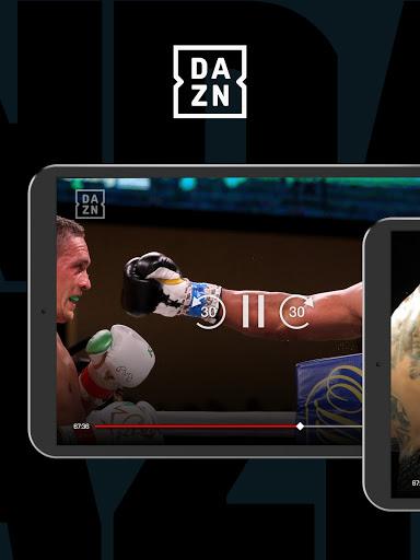 DAZN: Live Sports Streaming  Screenshots 9