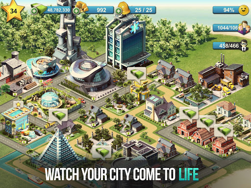 City Island 4 - Town Simulation: Village Builder 3.1.2 screenshots 9