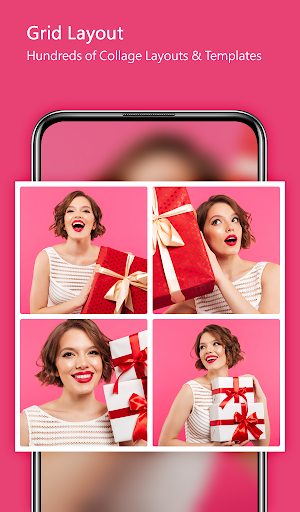Photo Collage - Foto Grid Maker With Editor Pro 7.9 Screenshots 2