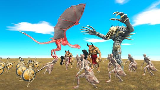 Animal Revolt Battle Simulator (Official) Mod Apk 1.0.9 (A Lot of Gold Bars) 6