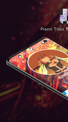 Piano Tiles Anime Homura LISA - Demon Slayer Movieのおすすめ画像2