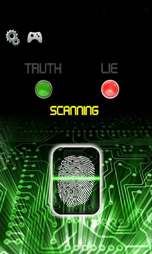 Lie Detector Simulator Fun 4.4 Screenshots 1