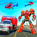 救急車ロボットカーゲーム–トラックロボットゲーム
