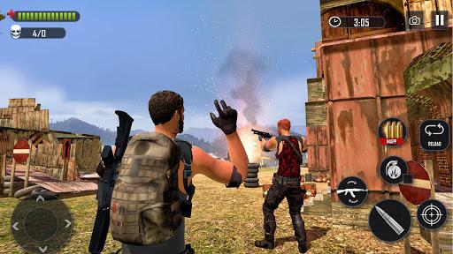 Battleground Fire Cover Strike: Free Shooting Game 2.1.4 screenshots 4