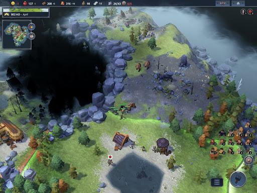 Northgard  screenshots 11