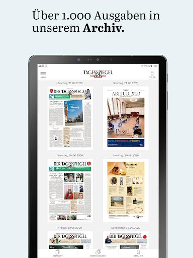 Der Tagesspiegel - alle aktuellen News des Tages For PC Windows (7, 8, 10, 10X) & Mac Computer Image Number- 18