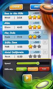 Rock Hero 2 Screenshot