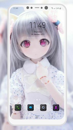 Doll Wallpaper apktram screenshots 5