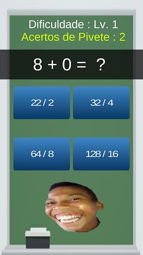 Mizeravi Matemu00e1tica Quiz android2mod screenshots 7