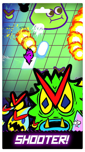 Floyd's Sticker Squad - Time Travelling Shooter screenshots 2