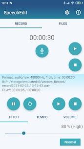 SpeechEdit Apk 1.1 (Paid) 4