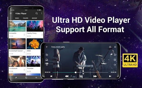Video Player All Format for Android 9