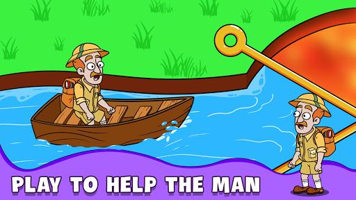 Home Pin - Hero Rescue & How To Loot? screenshots 7