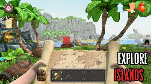 Survival Raft: Lost on Island - Simulator 3.7.0 screenshots 9