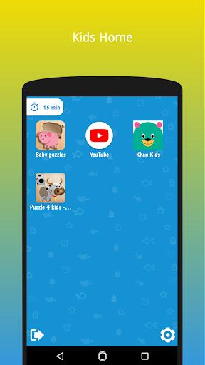 Kids Home (Kids Mode,  Launcher, Parental Control)  Screenshots 2