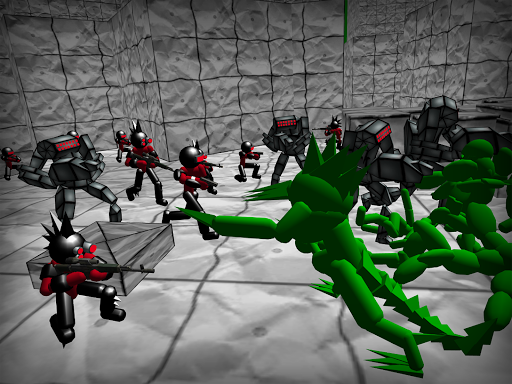 Battle Simulator: Stickman Zombie 1.09 screenshots 10