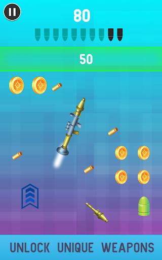 Spin your gun u2013 Flip weapons Spinny simulator game  screenshots 5