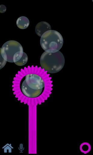 Soap bubbles simulator  screenshots 2