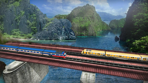 Train Games Simulator : Indian Train Driving Games 4.5 Screenshots 7