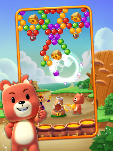 Bubble Buggle Pop: Free Match & Shooter Puzzle apkpoly screenshots 7