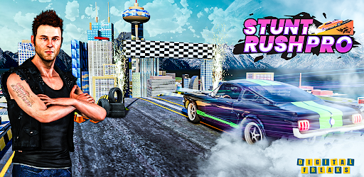 Mega Stunt Ramp Car Crasher Jumping Free Game 2021 1.4 screenshots 5
