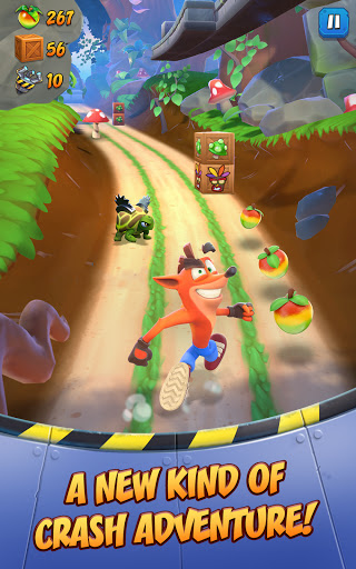 Crash Bandicoot: On the Run! 1.0.81 screenshots 17