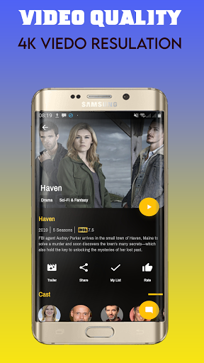 Foto do VuTu Flix - Watch Movies, Stream Live TV & Series
