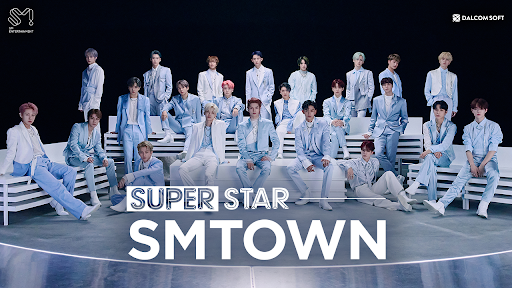 SuperStar SMTOWN 3.1.4 screenshots 1