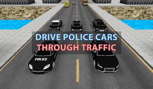 Police Car Racer 19 screenshots 9