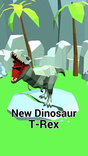 Idle Dino Park  screenshots 2