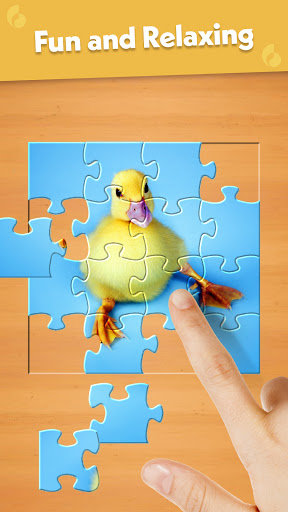 Jigsaw Puzzle: Create Pictures with Wood Pieces  screenshots 3