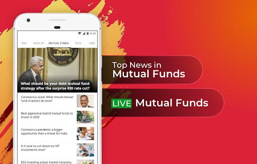The Economic Times: Sensex, Market & Business News 4.0.7 screenshots 1