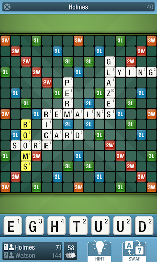 CrossCraze FREE - classic word game 3.42 screenshots 1
