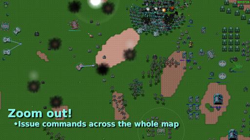 Rusted Warfare - RTS Strategy apkdebit screenshots 14