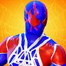 Superhero Rope Iron Ninja Battle Spider Amazing