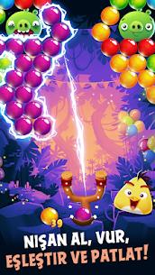 Angry Birds POP Bubble Shooter Apk Son Sürüm 2021 3
