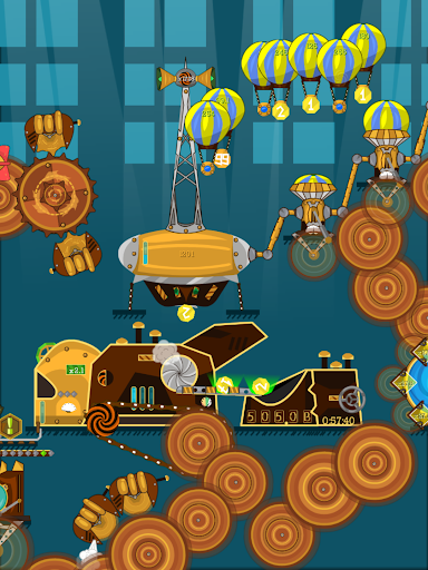 Steampunk Idle Spinner: Coin Factory Machines 1.9.3 screenshots 16