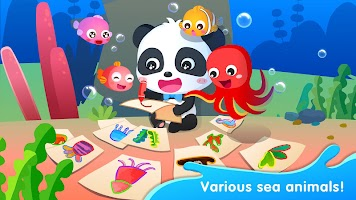 Baby Panda's Drawing Book - Painting for Kids