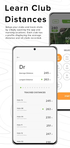 Precision Pro Golf Appのおすすめ画像1
