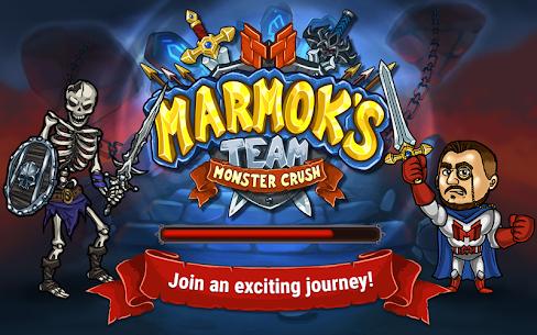 Marmok's Team Monster Crush MOD Apk 2.10.8 (Unlimited Money) 1