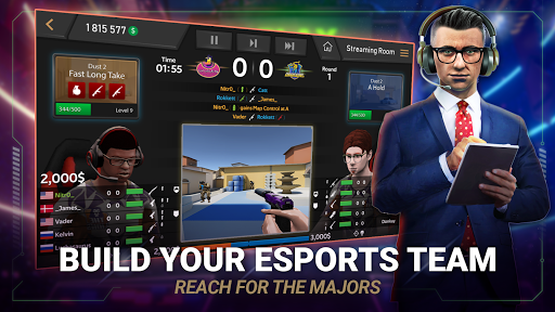 FIVE - Esports Manager Game 1.0.3 screenshots 1