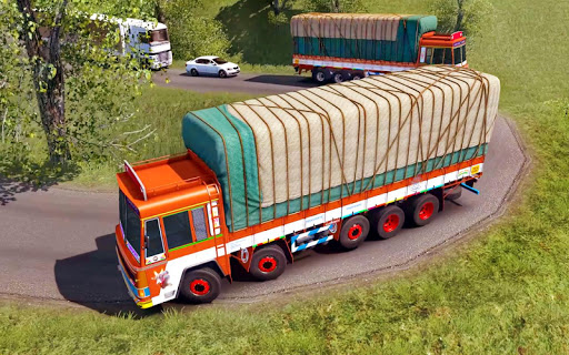 Cargo Truck Driving Games 2020: Truck Driving 3D android2mod screenshots 4
