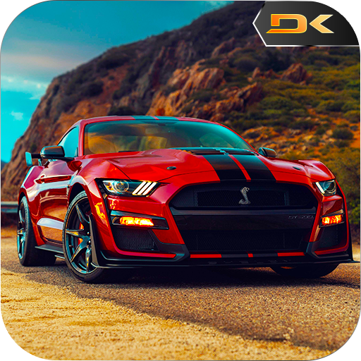 Mustang Shelby: Crazy City Drift, Drive and Stunts