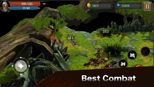 RPG Combat 3D Mod Apk 1.0 (Large Amount of Currency) 5