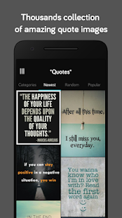 Quotes with Images of All Type – Quotes Creator Screenshot