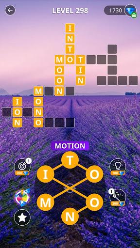 Calming Crosswords: World Tour  screenshots 6
