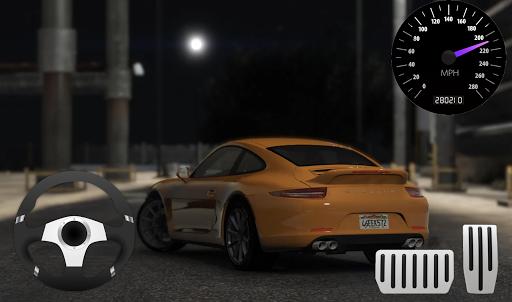 Driver Porsche Carrera 911 City Area Apkfinish screenshots 4